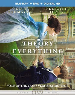 The Theory of Everything (DVD + Digital) [Blu-ray]