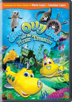 Dive Olly Dive and the Pirate Treasure [DVD]