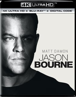 Jason Bourne (4K Ultra HD) [UHD]