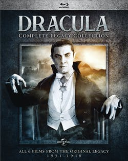 Dracula: Complete Legacy Collection [Blu-ray]