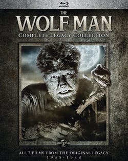 The Wolf Man: Complete Legacy Collection (Box Set) [Blu-ray]