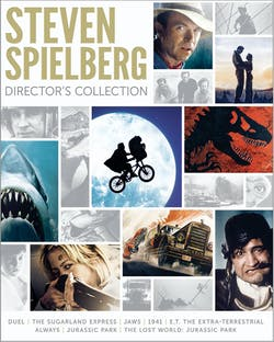 Steven Spielberg Director's Collection (Box Set) [Blu-ray]
