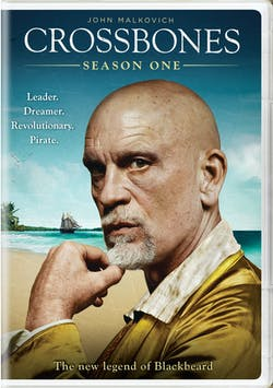 Crossbones: Season One [DVD]