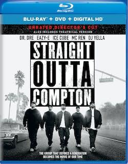 Straight Outta Compton (Digital) [Blu-ray]