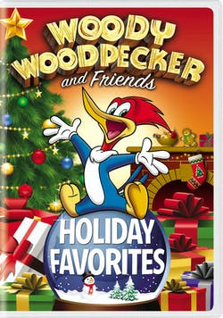 Woody Woodpecker and Friends - Holiday Favorites (2014) [DVD]