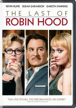 The Last of Robin Hood [DVD]