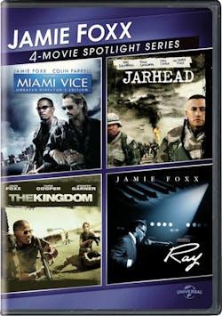 Jamie Foxx 4-Movie Spotlight Series (Box Set) [DVD]