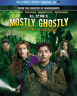 R.L. Stine's Mostly Ghostly: Have You Met My Ghoulfriend? (DVD + Digital + Ultraviolet) [Blu-ray]