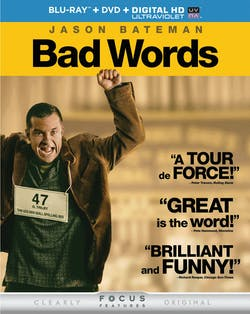 Bad Words (DVD + Digital + Ultraviolet) [Blu-ray]