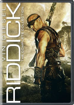 Riddick: The Complete Collection (Box Set) [DVD]