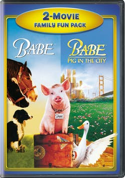 Babe/Babe: Pig in the City [DVD]