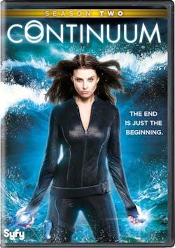 Continuum: Season Two [DVD]