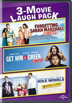 Forgetting Sarah Marshall/Get Him to the Greek/Role Models [DVD]