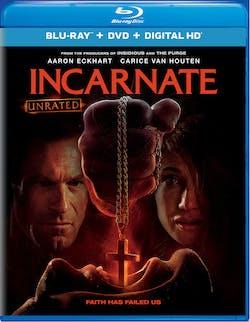 Incarnate (Unrated DVD + Digital) [Blu-ray]