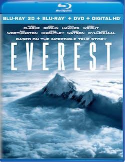 Everest 3D (DVD + Digital) [Blu-ray]