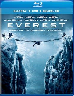 Everest (DVD + Digital) [Blu-ray]