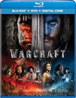 Warcraft: The Beginning (DVD) [Blu-ray]