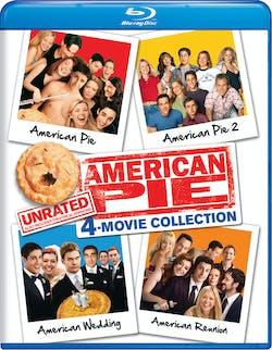 American Pie: 4 Play [Blu-ray]