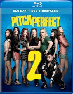 Pitch Perfect 2 (DVD + Digital) [Blu-ray]