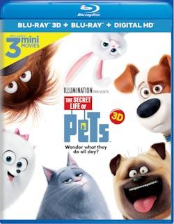 The Secret Life of Pets [Blu-ray]