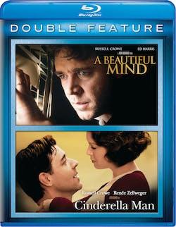A Beautiful Mind/Cinderella Man [Blu-ray]