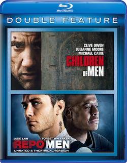Children of Men/Repo Man [Blu-ray]