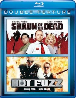 Hot Fuzz/Shaun of the Dead [Blu-ray]