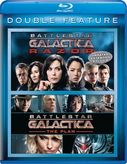 Battlestar Galactica: Razor/Battlestar Galactica: The Plan [Blu-ray]