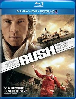 Rush (DVD + Digital + Ultraviolet) [Blu-ray]