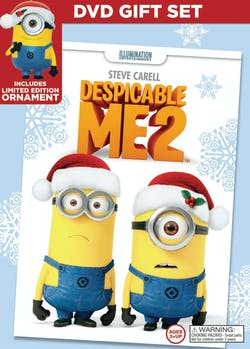 Despicable Me 2 (Limited Edition Ornament Gift Set) [DVD]