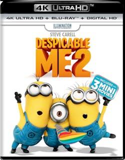 Despicable Me 2 (4K Ultra HD) [UHD]