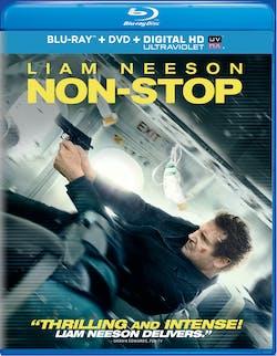 Non-Stop (DVD + Digital + Ultraviolet) [Blu-ray]