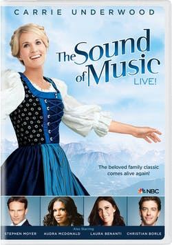 The Sound of Music Live! [DVD]