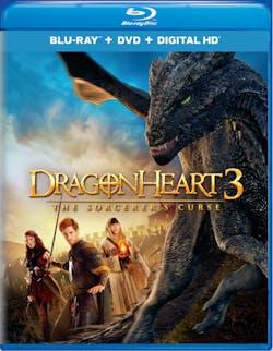 Dragonheart 3 - The Sorcerer's Curse (DVD) [Blu-ray]