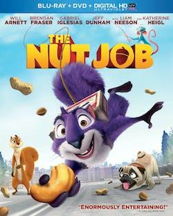 The Nut Job (DVD + Digital + Ultraviolet) [Blu-ray]