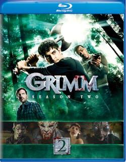 Grimm: Season 2 [Blu-ray]