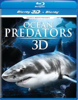 Ocean Predators 3D [Blu-ray]