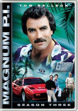Magnum PI: The Complete Third Season [DVD]