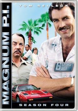 Magnum PI: The Complete Fourth Season [DVD]