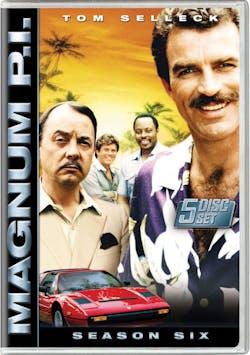 Magnum PI: The Complete Sixth Season [DVD]