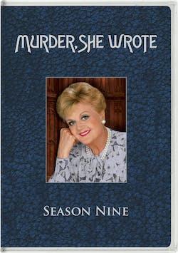 Murder She Wrote: Season 9 [DVD]