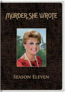 Murder She Wrote: Season 11 [DVD]