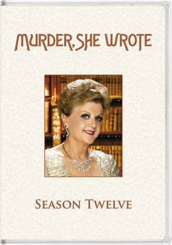 Murder She Wrote: Season 12 [DVD]