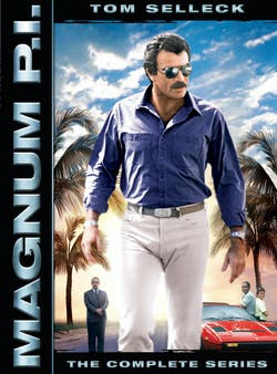 Magnum P.I.: The Complete Series (2013) [DVD]