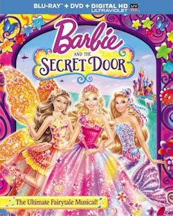 Barbie and the Secret Door (DVD + Digital + Ultraviolet) [Blu-ray]