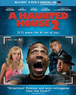 A Haunted House 2 (DVD) [Blu-ray]