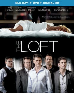The Loft (DVD + Digital) [Blu-ray]