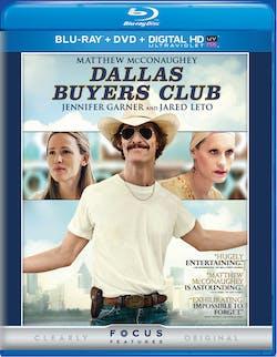 Dallas Buyers Club (DVD + Digital + Ultraviolet) [Blu-ray]
