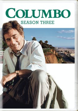 Columbo: Season 3 [DVD]