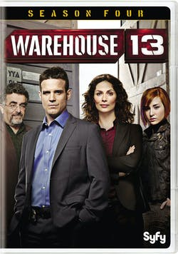 Warehouse 13: Season 4 [DVD]